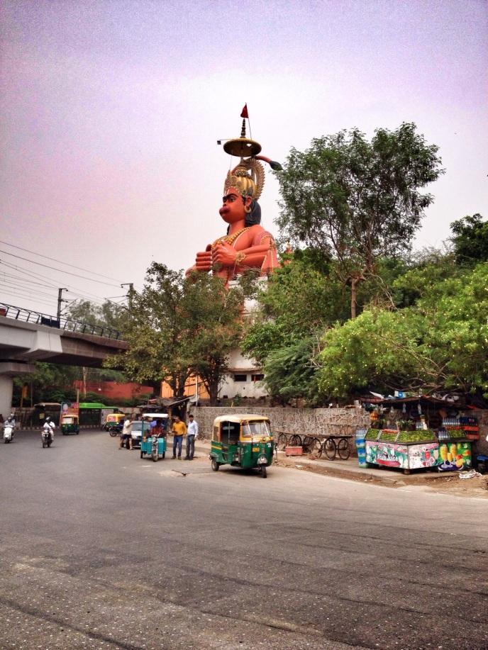 De Efteling ligt in Delhi