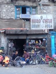Hero Cycle dé fietswinkel van Kargil