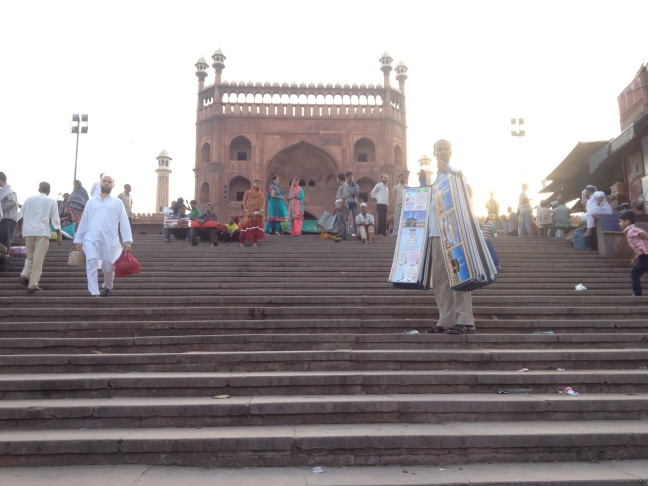 Jama Masjid moskee @Delhi