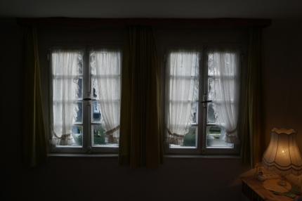 In a soggy tent, it is difficult to sleep. Monschau provided a nice little hostel. #Germany