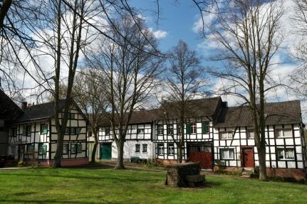Fairy villages in the Eifel Mountains #Glehn #Germany