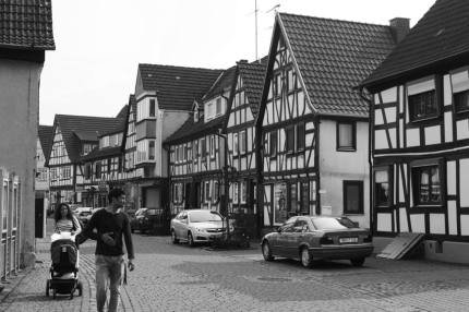 Steinau an der Straße, the place where the brothers Grimm grew up #Germany