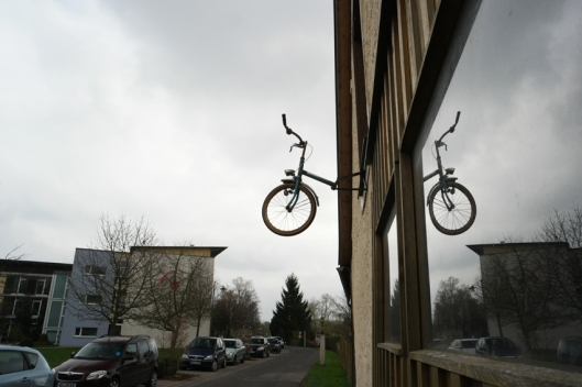 Outside vintage bike paradise #Germany