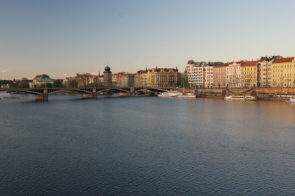 Arrival in Prague felt great. There was sun, the first and nearly only one during my stay ;-) #Prague #CzechRepublic