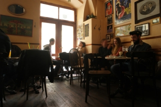 Escaping from tourism and testing Czech beer #Prague #CzechRepublic