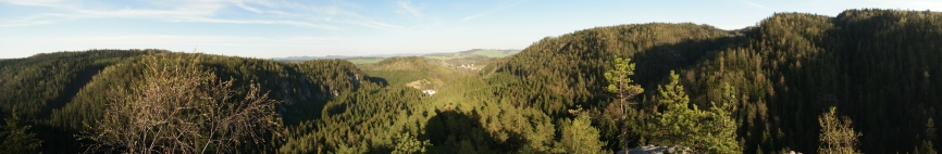 Nice view on top #Broumovsko #CzechRepublic