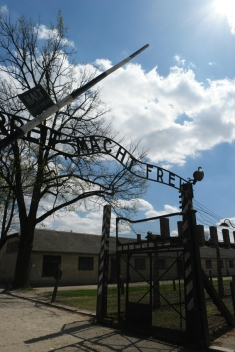 Visiting Auschwitz is really something you have to do in a lifetime #Poland