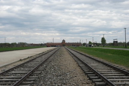 To Auschwitz, about 1.3 million people were deported. Of these, about 1.1 million have died, most of them were gassed. #Birkenau #Auschwitz #Poland