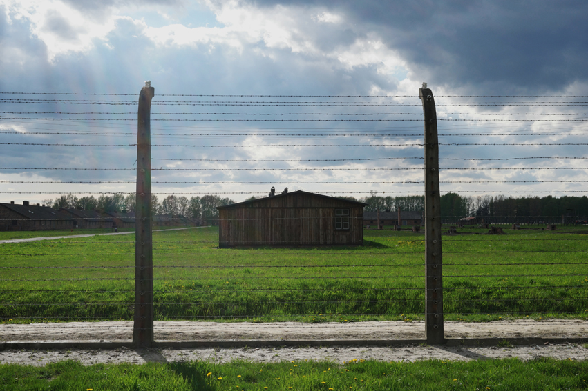 As many as 744 prisoners stayed in a single barrack. Initially the barracks were designed for an occupancy of 550 people #Birkenau #Auschwitz #Poland