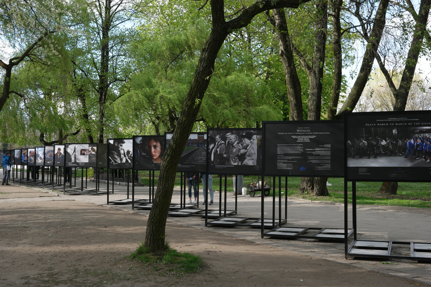 Touching words and pictures of the Holocaust Memorial Day in 2015 #Auschwitz #Poland