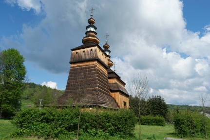Wooden churches all around #Poland