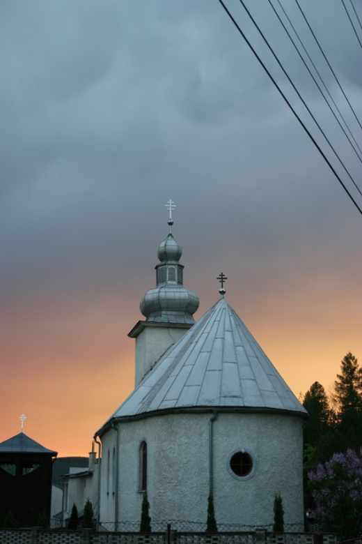 After rain comes … a romantic sky #Slovakia