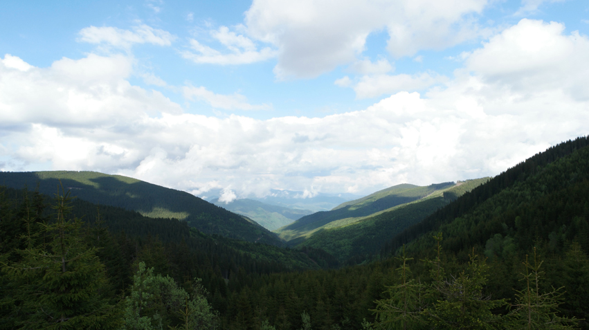 Rewarded with stunning view #Transalpina #Romania