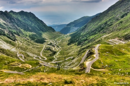 The view, how it supposed to be. Picture (© cardelmar.nl) through my Google glasses #Transfăgărășan #Romania