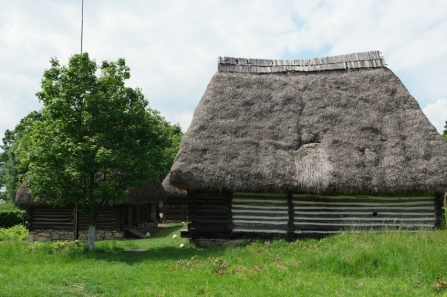We went in Baia Mare to the Ethnographic museum (Village museum). An open air museum where the traditional architecture and technical installations of the four ethnographic regions of Maramures are shown #WWF #Romania