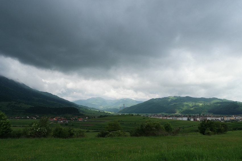 I felt sad I had to leave the mountains #Romania