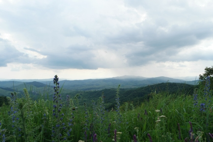 But stunning views #Romania