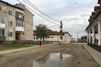 Nearly no paved road in Sfântu Gheorghe #Danube Delta #Romania