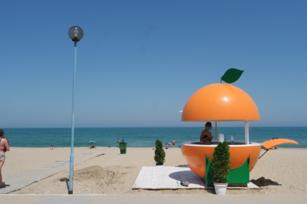 Nice sandy beaches #Bulgaria