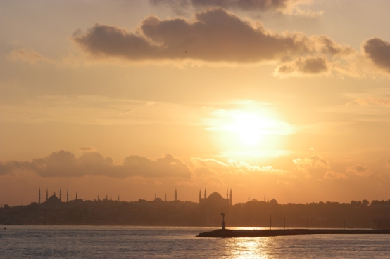 A romantic trip back to Istanbul #Heybeliada #PrinceIsland #Istanbul #Turkey