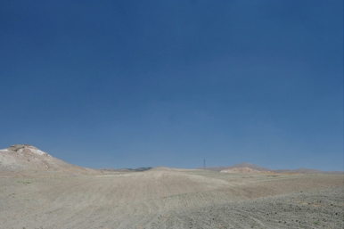 I cycled on the moon #Turkey