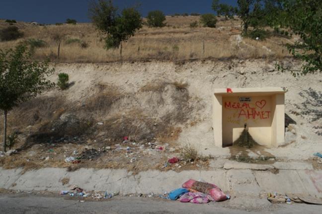 Unfortunately also this is #Turkey. Garbage all around :-(