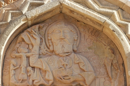A detail of #Noravank #Armenia
