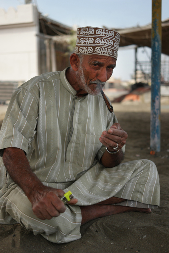 I talked to lonely fishermen #Oman