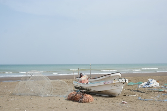Just hanging around the boats or sitting and watching the pursuits of fishermen was part of my daily menu #Oman