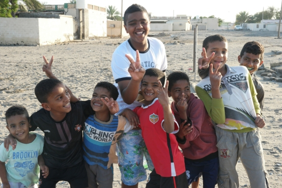 A local crazy football team #Oman
