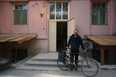 Friends of the road – Uzbekistan | trien trapt