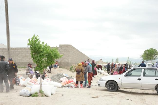 The bazaar #uzbekistan