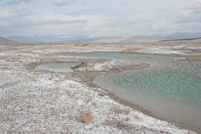Salt salt salt… where are the French fries? #karakul #tajikistan