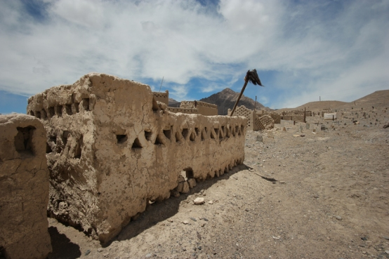 Cemetary in Murghab #tajikistan
