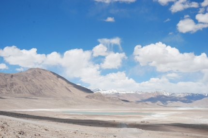 Cururkul lake #tajikistan