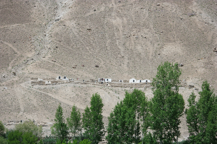 On the other side of the Panj river: Afghanistan #wakhancorridor #tajikistan
