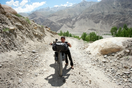 Another 'friend of the road' #wakhancorridor #tajikistan